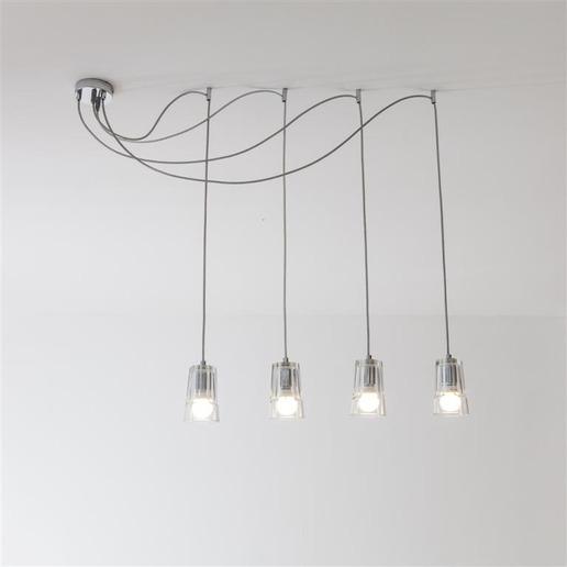 Lampadari moderni il nuovo catalogo su for Lampadari con filo lungo