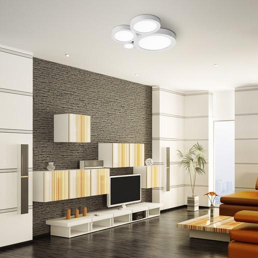 Applique e lampade da parete moderne for Foto lampadari moderni